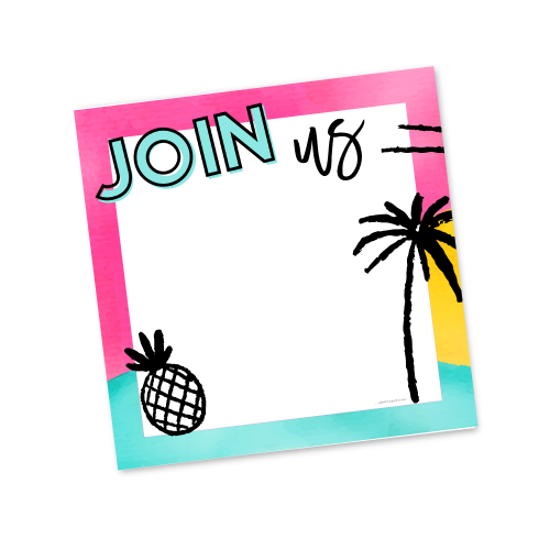 Join Us – Summer