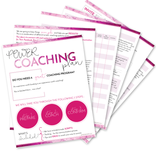 Power Coaching Plan