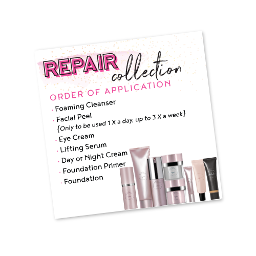 Repair Collection Order of Application