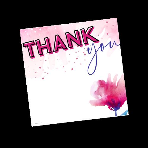 Thank You – Spring