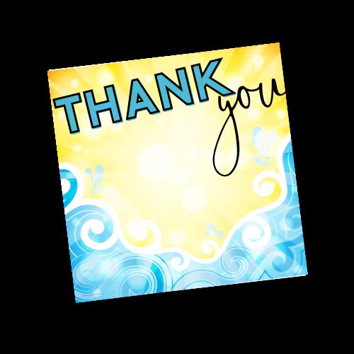 Thank You – Summer