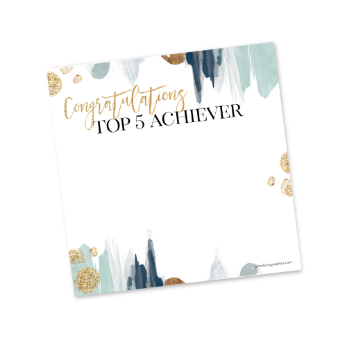 Top 5 Achiever