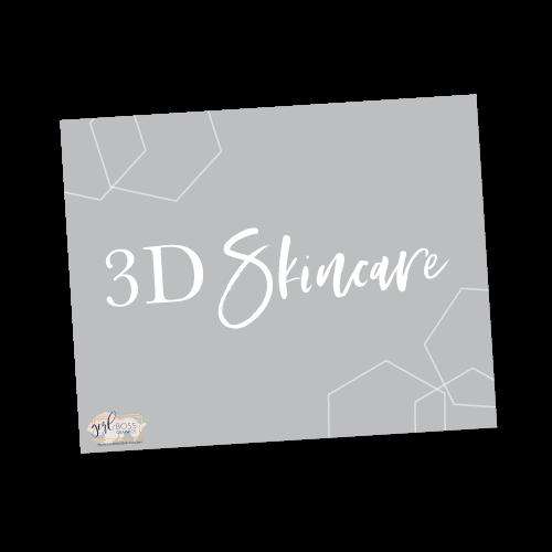 3D Skincare