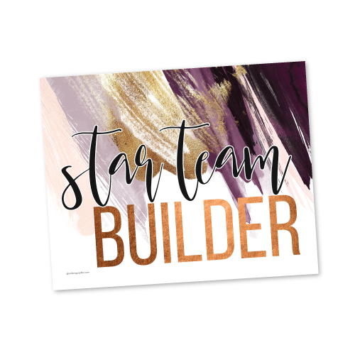 Star Team Builder