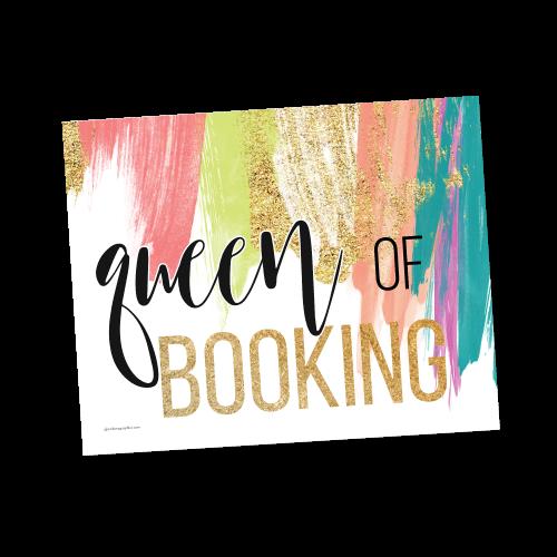 Queen of Booking
