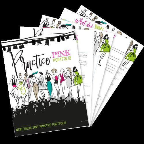 Practice PINK Portfolio