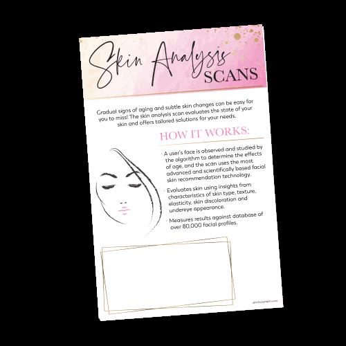Skin Analysis Handout