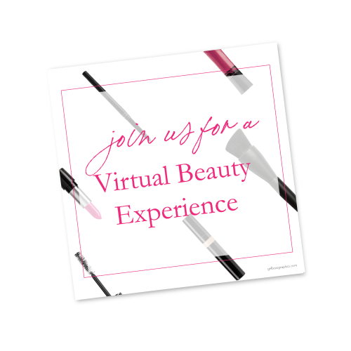 Virtual Beauty Experience Image