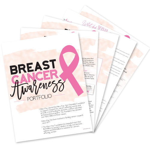 Breast Cancer Awareness Portfolio