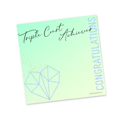 Triple Court Achiever 2
