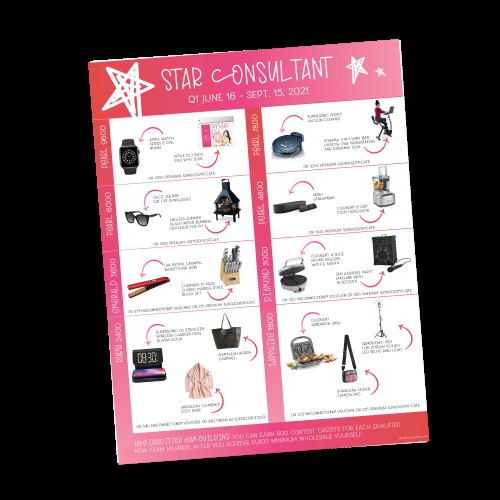 Star Prizes